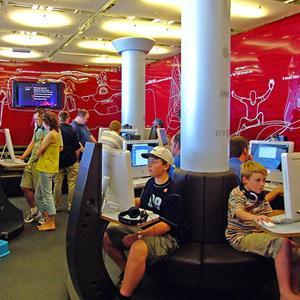Интернет-кафе Селтов