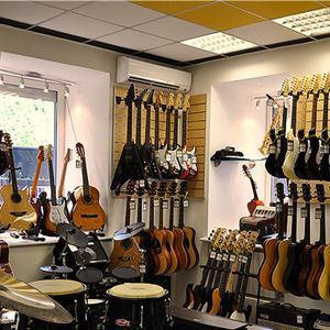 Музыкальные магазины Селтов