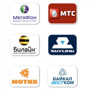 Операторы сотовой связи Селтов