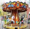 Парки культуры и отдыха в Селтах
