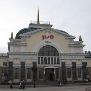 Железнодорожные вокзалы Селтов